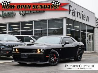 Used 2016 Dodge Challenger SRT Hellcat l SOLD BY MARIO THANK YOU!!! for sale in Burlington, ON