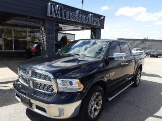Used 2016 RAM 1500 Laramie for sale in Bracebridge, ON