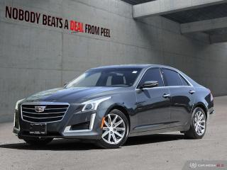 Used 2016 Cadillac CTS 3.6L Luxury Collection for sale in Mississauga, ON