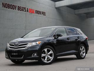 Used 2015 Toyota Venza V6 AWD*20 Wheels*Bluetooth*Tints*Ultra Clean for sale in Mississauga, ON