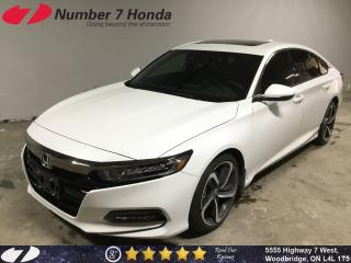 Used 2018 Honda Accord Sport| Sunroof, Backup Cam, Tint! for sale in Woodbridge, ON