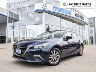 Used 2015 Mazda MAZDA3 GS|1.9% FINANCE AVAILABLE|HEATED SEATS|NAVIGATION| for sale in Mississauga, ON