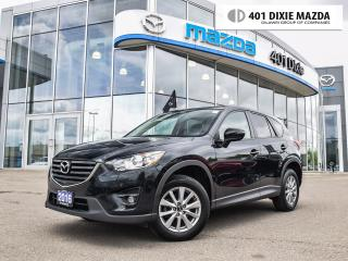Used 2016 Mazda CX-5 GS|1.9% FINANCE AVAILABLE|ONE OWNER|NO ACCIDENTS| for sale in Mississauga, ON