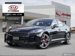 New 2019 Kia Stinger GT for sale in Kitchener, ON