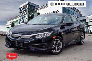 Used 2018 Honda Civic Sedan LX CVT No Accident| Bluetooth for sale in Thornhill, ON
