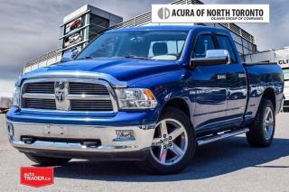 Used 2011 Dodge Ram 1500 Outdoorsman Quad Cab SWB 4WD No Accident for sale in Thornhill, ON