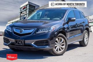Used 2016 Acura RDX Tech at No Accident| LOW KM| Remote Start for sale in Thornhill, ON