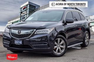 Used 2016 Acura MDX Navi 7YR Warr. or 130000kms INC No Accident| Remot for sale in Thornhill, ON