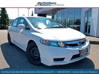 Used 2010 Honda Civic EX-L w/ 60K kms Only, Local for sale in North Vancouver, BC