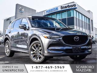 Used 2019 Mazda CX-5 HUGE SAVING|1.5%@FINANCE|CPO|SIGNATURE|AWD|NAVI for sale in Scarborough, ON