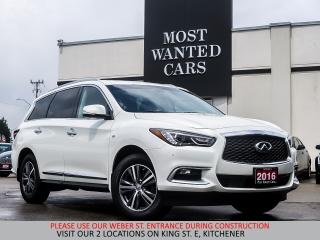 Used 2016 Infiniti QX60 AWD | NAVIGATION | SUNROOF | CAMERA for sale in Kitchener, ON