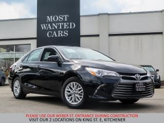 Used 2017 Toyota Camry LE | CAMERA | BLUETOOTH for sale in Kitchener, ON