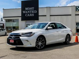 Used 2015 Toyota Camry XSE V6 |NAVIGATION|CAMERA|BLIND for sale in Kitchener, ON
