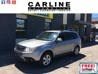 Used 2010 Subaru Forester 5dr Wgn Man 2.5X Touring *Ltd Avail* for sale in Nobleton, ON