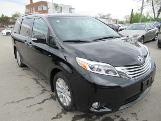 Used 2017 Toyota Sienna LE 7 PASSENGER for sale in Toronto, ON