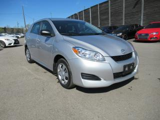 Used 2010 Toyota Matrix BASE for sale in Toronto, ON