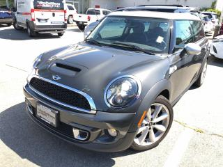 Used 2011 MINI Cooper Clubman S Base for sale in North Vancouver, BC