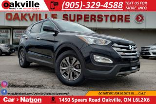 Used 2014 Hyundai Santa Fe Sport 2.4 PREMIUM AWD | HTD SEATS | BLUETOOTH | KEYLESS for sale in Oakville, ON