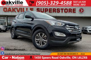 Used 2014 Hyundai Santa Fe Sport 2.4 PREMIUM AWD | HTD SEATS | BLUETOOTH | KEYLESS for sale in Oakville, ON