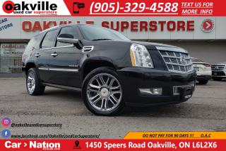 Used 2013 Cadillac Escalade PLATINUM HYBRID | NAVI | B/U CAM | DVDS | LOADED for sale in Oakville, ON