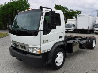 Used 2008 International CF600 Cab and Chassis 12.6 Foot Wheel Base Diesel 3 passenger for sale in Burnaby, BC