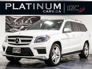 Used 2014 Mercedes-Benz GL350 BlueTEC, 7 PASSENGER, AMG SPORT, NAVI, Pano for sale in Toronto, ON