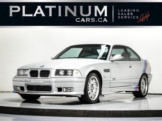 Used 1998 BMW M3 Coupe E36, Rare Collector CAR for sale in Toronto, ON