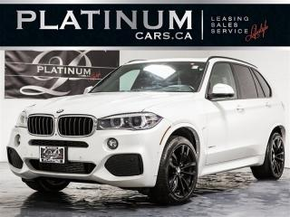 Used 2017 BMW X5 xDrive35d M-SPORT, NAVI, PANO, 360 CAM, Premium for sale in Toronto, ON