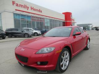 Used 2007 Mazda RX-8 GT, PERFECT SUMMER CAR! for sale in Brampton, ON