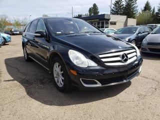 Used 2006 Mercedes-Benz R 350 AWD-DVD-6 PASSENGER-LOW MONTHLY PAYMENTS!! for sale in Edmonton, AB