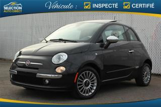 Used 2013 Fiat 500 Lounge for sale in Ste-Rose, QC