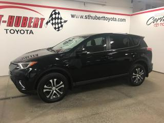 Used 2016 Toyota RAV4 LE  AWD for sale in St-Hubert, QC