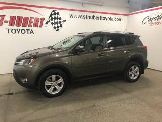 Used 2014 Toyota RAV4 Xle, Navigation for sale in St-Hubert, QC