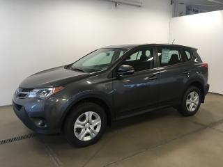 Used 2015 Toyota RAV4 Le Fwd, Bluetooth for sale in St-Hubert, QC