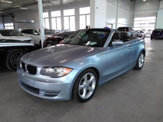 Used 2009 BMW 1 Series Cabriolet 2 Portes for sale in Lévis, QC