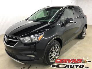 Used 2018 Buick Encore Sport Touring AWD Caméra Bluetooth MAGS for sale in Trois-Rivières, QC