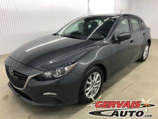 Used 2016 Mazda MAZDA3 GS Sport GPS Bluetooth A/C Caméra de recul MAGS for sale in Trois-Rivières, QC