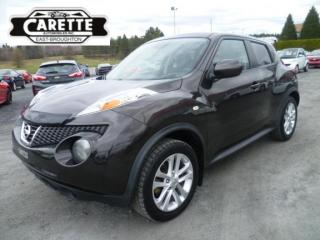 Used 2012 Nissan Juke SV AWD for sale in East broughton, QC