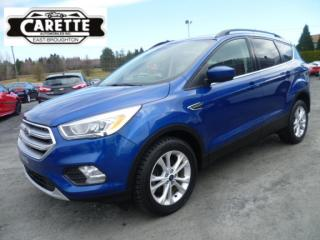 Used 2017 Ford Escape SE for sale in East broughton, QC