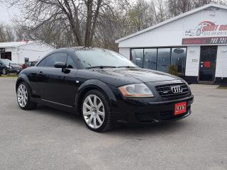 Used 2005 Audi TT for sale in Barrie, ON