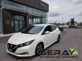 Used 2019 Nissan Leaf Sv, Mags, A/c, Nav for sale in Chambly, QC