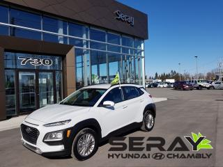 Used 2019 Hyundai KONA 2.0L Preferred for sale in Chambly, QC