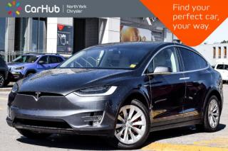 Used 2017 Tesla Model X P100D |7Seat|Electric|PanoWindshield|AutoPilotBeta|FalconDoors for sale in Thornhill, ON