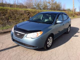 Used 2007 Hyundai Elantra Berline 4 portes, boîte automatique, GL for sale in Quebec, QC