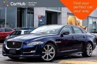 Used 2016 Jaguar XJ R-Sport|AWD|Dual.Sunroof|Meridian.Sound|Bluetooth|XM Radio for sale in Thornhill, ON