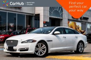 Used 2016 Jaguar XJ L Portfolio|Pano_Sunroof|Meridian|GPS|Bluetooth|Backup_Cam|SiriusXM| for sale in Thornhill, ON