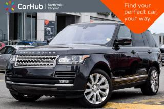 Used 2017 Land Rover Range Rover SC for sale in Thornhill, ON
