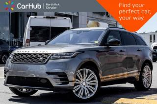 Used 2018 Land Rover RANGE ROVER VELAR PanoSunroof|Meridian|GPS|Backup_Cam for sale in Thornhill, ON