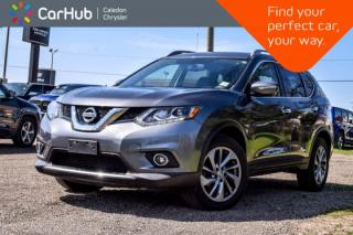 Used 2015 Nissan Rogue SL AWD|Navi|Pano Sunroof|Backup Cam|Bluetooth|Blind Spot|Heated Front Seats|Leather|18