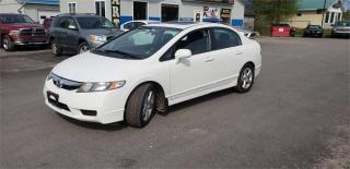 Used 2010 Honda Civic Sdn Sport 156k safetied we finance Sport for sale in Madoc, ON
